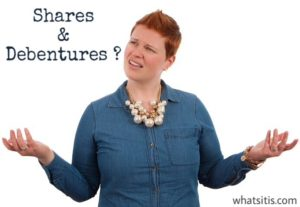 Difference Between Shares And Debentures