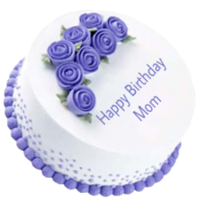 Birthday cake images for mom