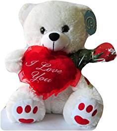 I Love You Teddy Bear Pictures for Lovers