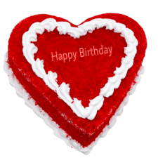 Beautiful Love birthday cake images download for mobile