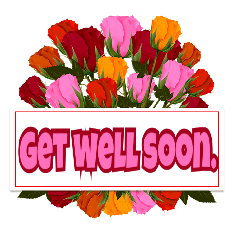 Get well soon images for friend