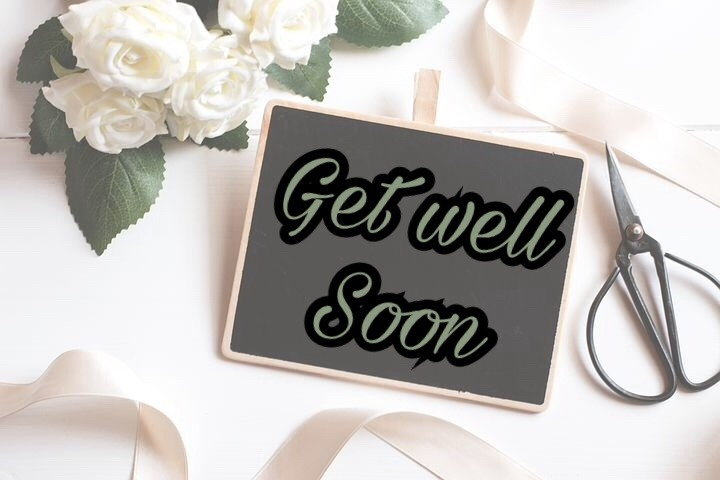 Whatsapp get well soon images