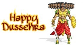 Happy Dussehra Images For Whatsapp Free Download