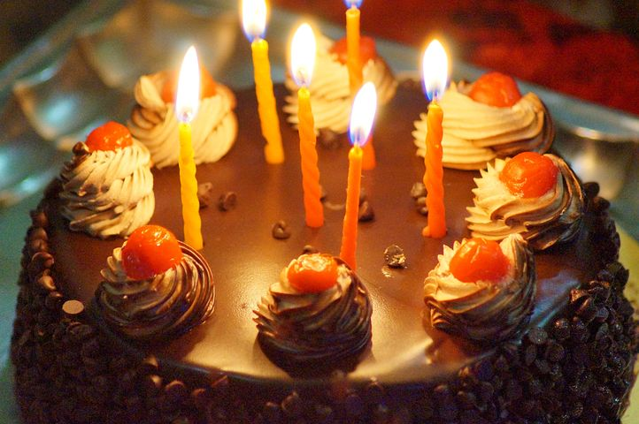Cute Birthday Cake Image Free Download