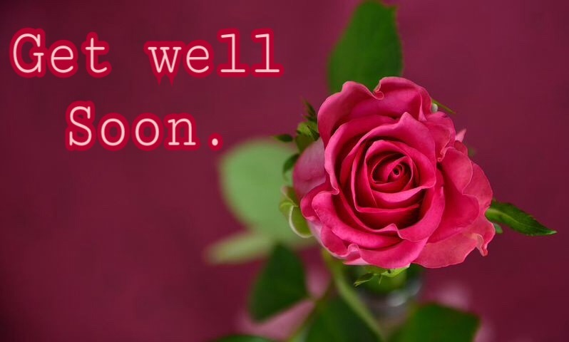 get well soon flowers images