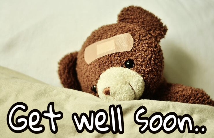 Best Get well soon images for friend