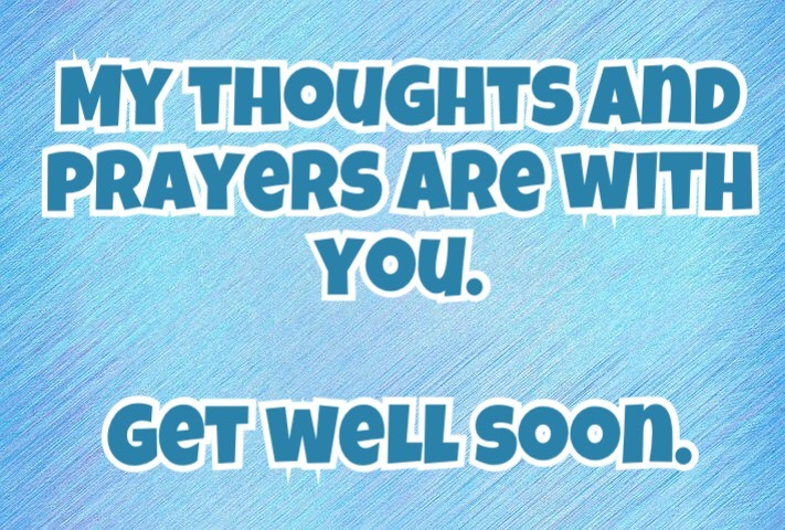 Images with quotes of get well soon
