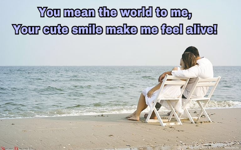 Romantic love messages for lovers with images pictures