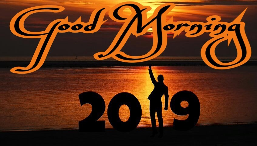 happy new year good morning 2019 images