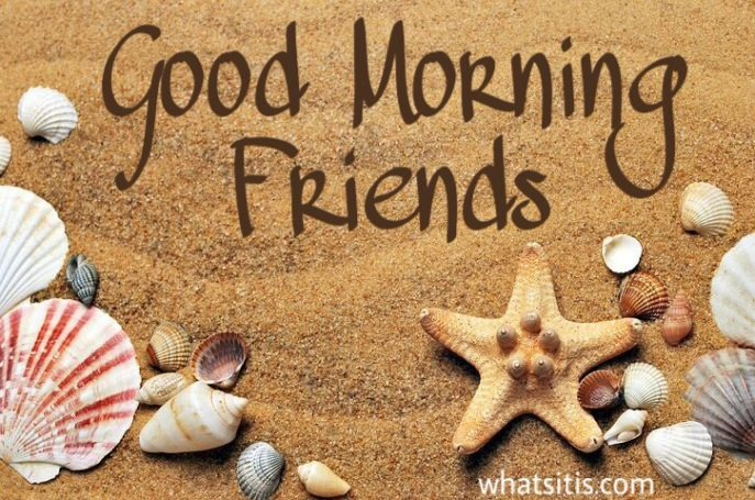 good morning wishes wallpaper for Whatsapp free download