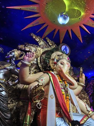 Ganpati God Images For Whatsapp Dp Download Ganesha Dp Pics