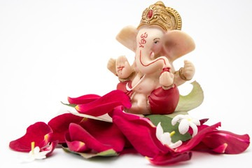 Cute ganesha dp for whatsapp | cute Ganpati Whatsapp dp