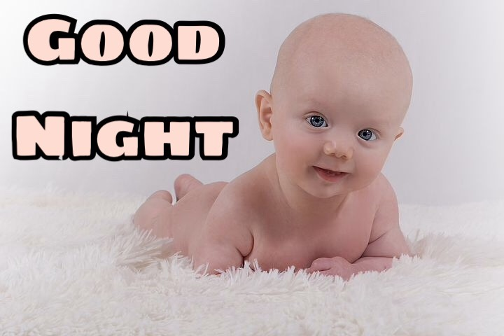 Little Babies Good Night Images