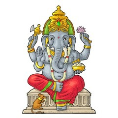 Whatsapp Dp Images Of God Ganpati / Ganesha Hindu God