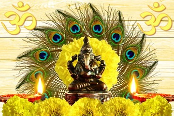 Ganesha god images for whatsapp dp download