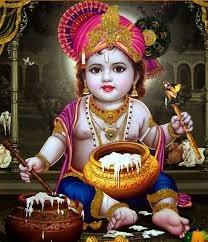 images of krishna childhood