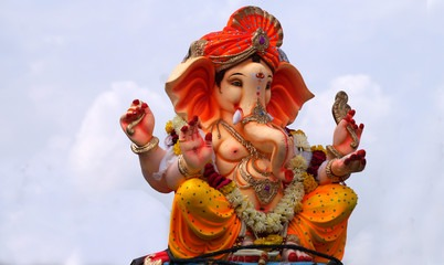 Ganesha god pic for what's dp