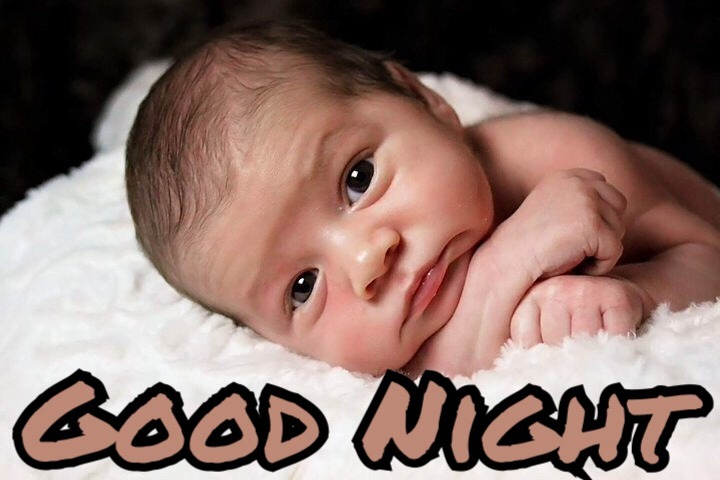 Good Night Baby HD Picture