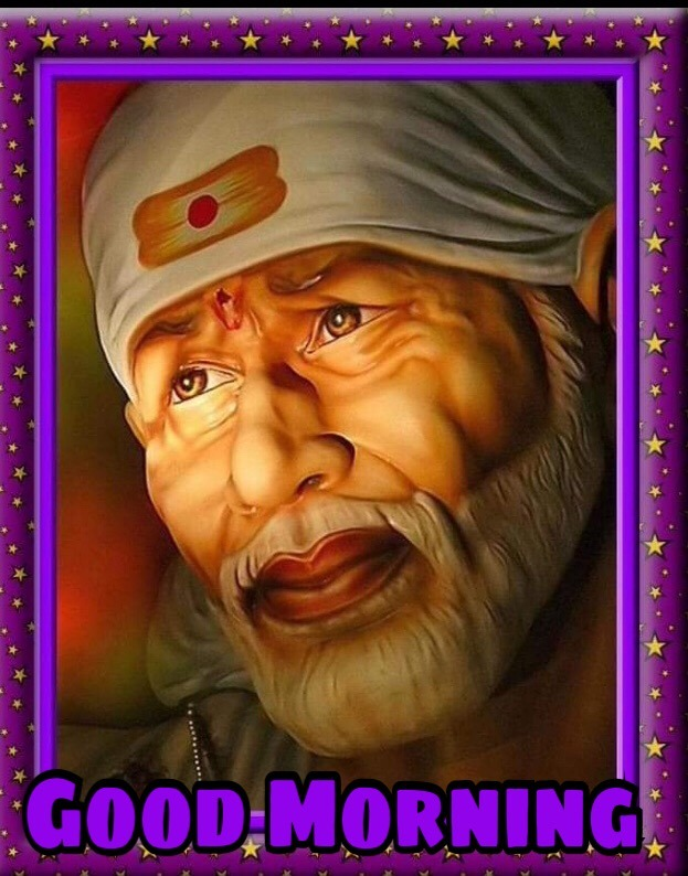 good morning sai image