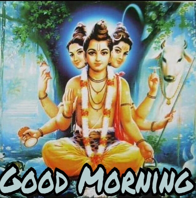 dattatreya good morning images