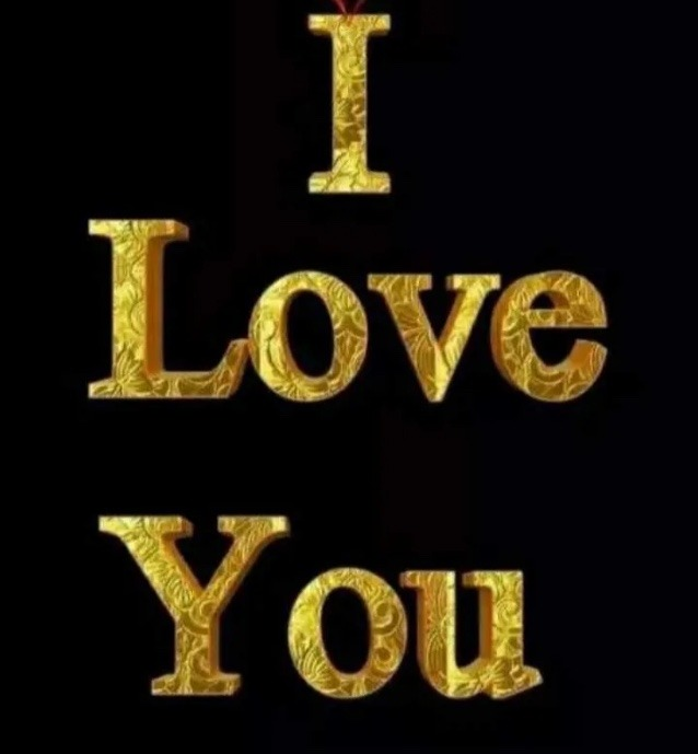 I love you image