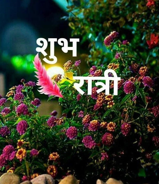 Good Night Images In Marathi Language For Friends And Love Good Night Marathi Photos Download