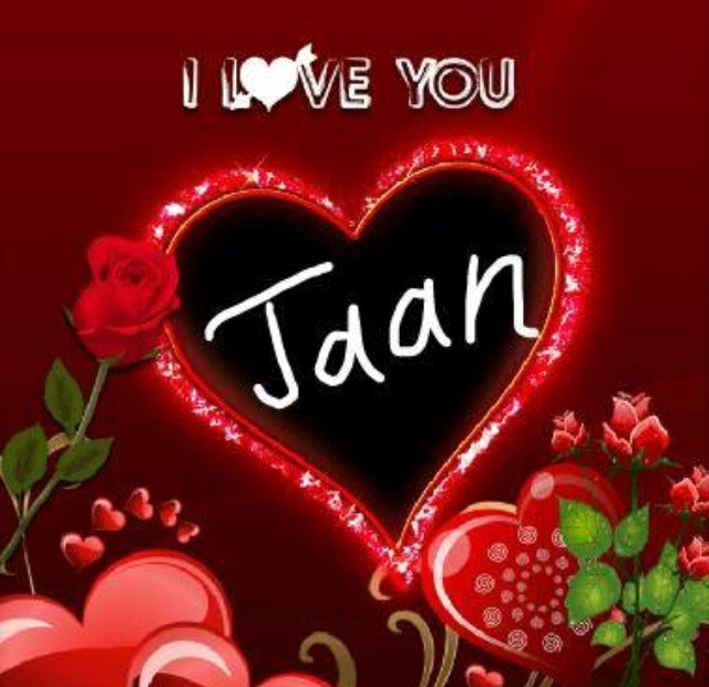 Romantic i love you jaan image download