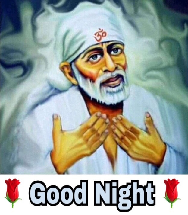 Sai baba free images download good night
