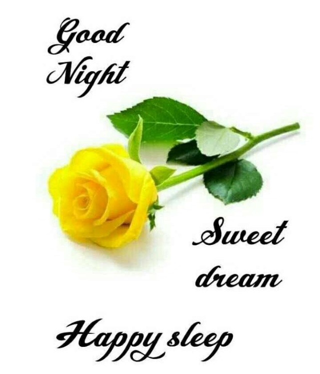 Happy sleep good night image download
