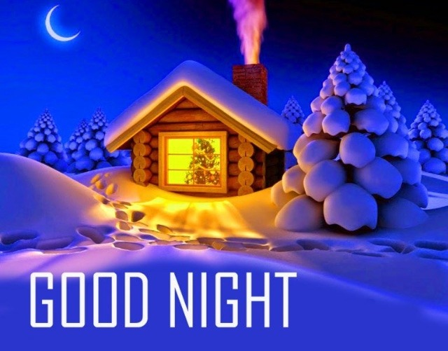 Good Night Images For Whatsapp In Hindi And English