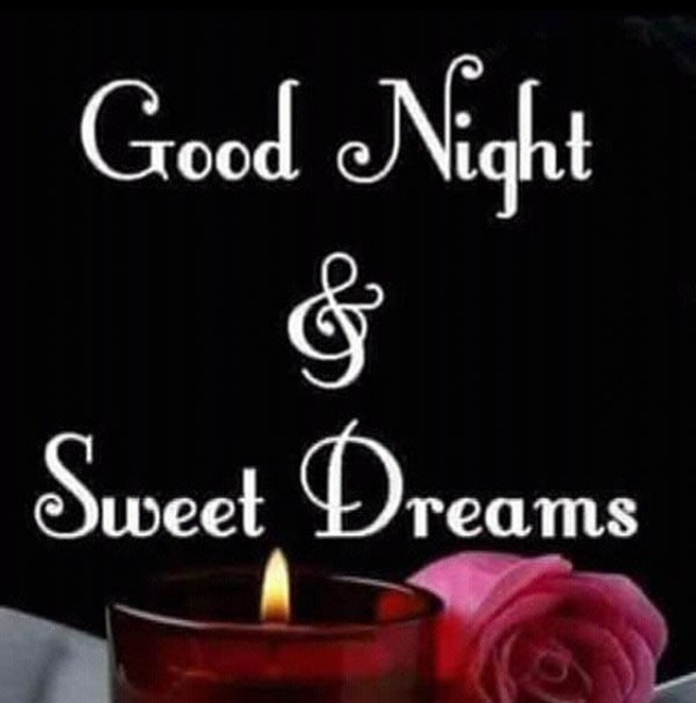 Good Night Images With Sweet Dreams