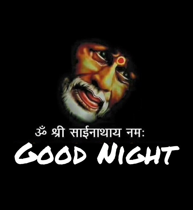sai ram good night images